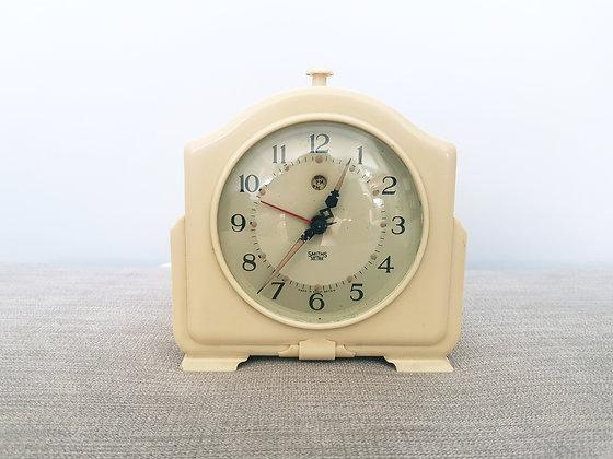 Smiths Sectric Cream Bakelite Alarm Clock