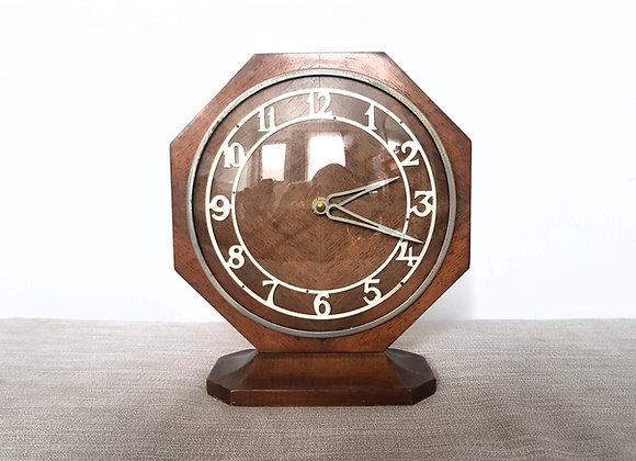 Metamec Hexagonal Battery Clock
