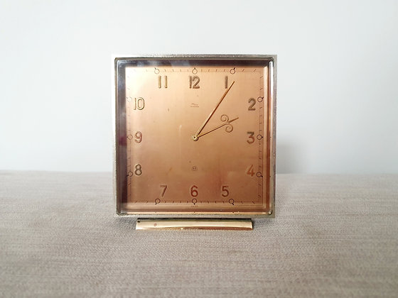 Swiss Imhof 8 Day Clock