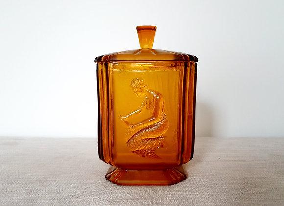 Sowerby Amber Pandora's Box