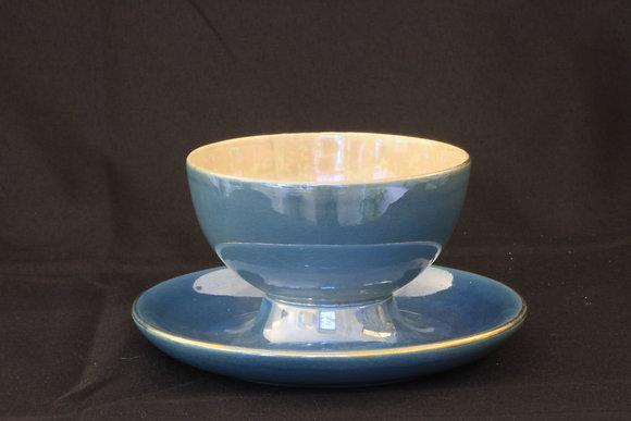 Carltonware Pedestal Bowl