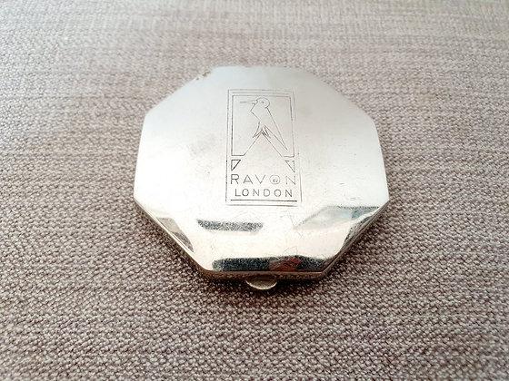 Art Deco Jean Ravon Compact