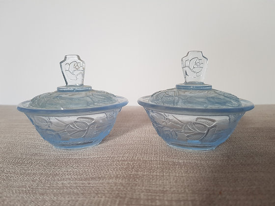 Pair of Walther & Sohne Waltraut Bowls