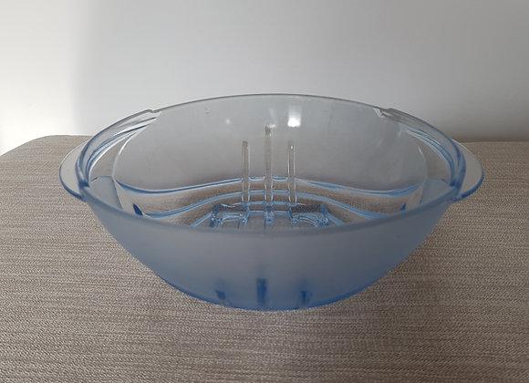 Stölzle Blue Glass Bowl