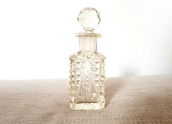Column Glass Perfume Bottle
