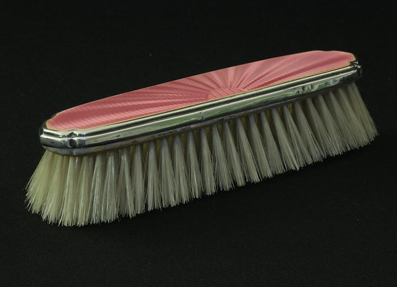 Mappin & Webb Silver Clothes Brush