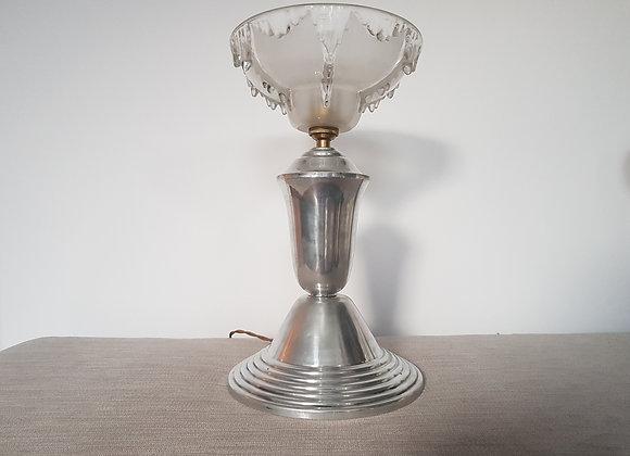 Signed Ezan Uplighter Lamp