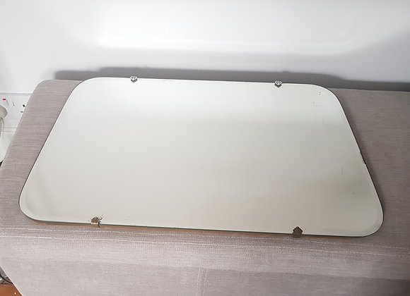 Trapezium Bevelled Edge Mirror