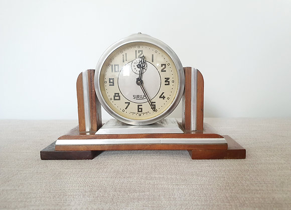 French Sirius Bedside Clock