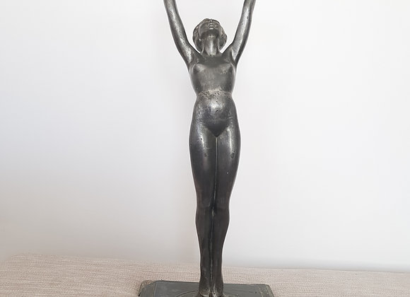Nude Lady Statue