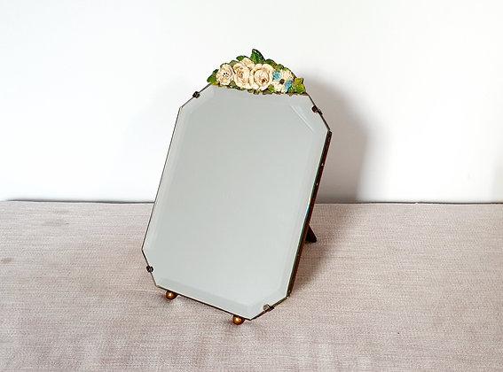 Barbola Bevelled Edge Freestanding Mirror