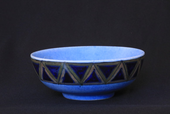 Clews & Co Chameleon Ware Bowl