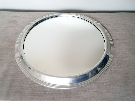 Mirrored Chrome Plated Cocktail Tray