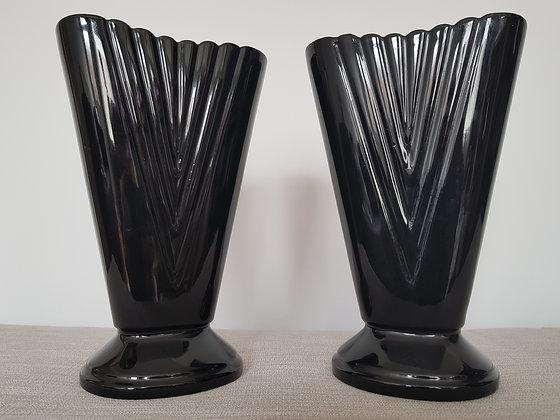Pair of Reducta Vases