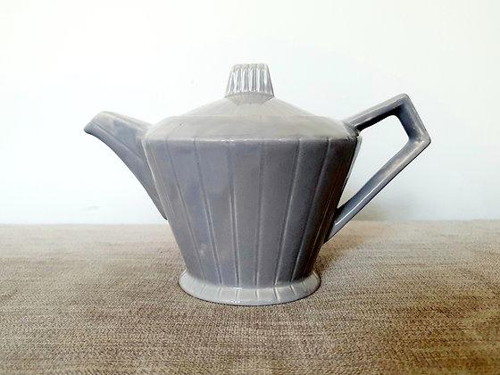 Sylvac Grey Teapot