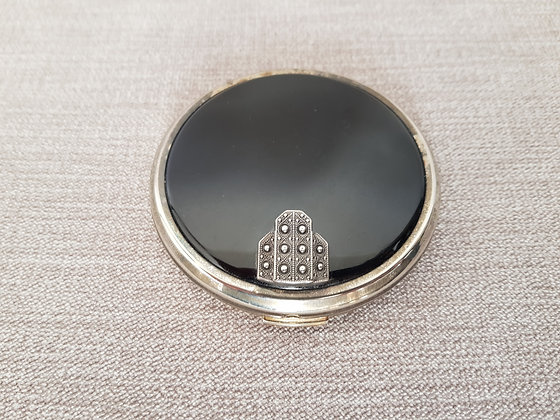Stratton Silver Plated Compact