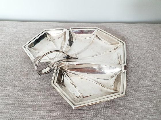 Mappin & Webb Silver Plate Dish