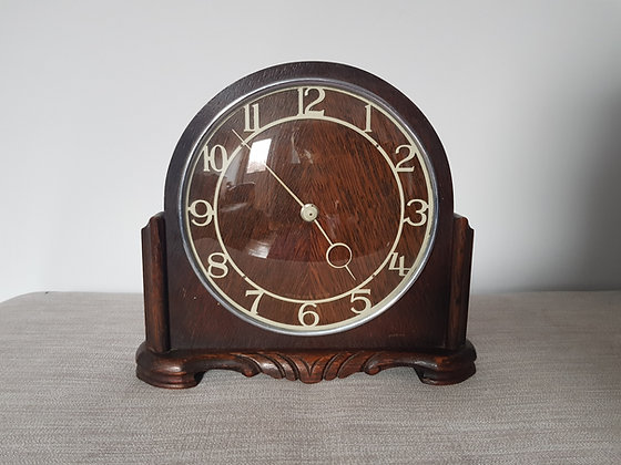 Smiths Winding Mantle Clock