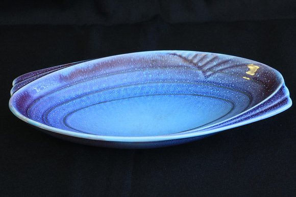 Crown Ducal Art Deco Dish