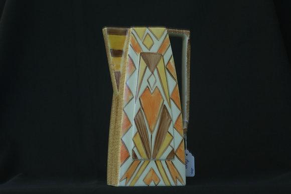 Wadeheath Art Deco Jug