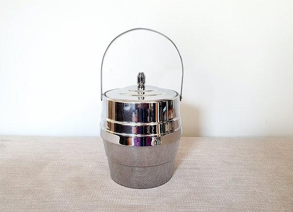 Chromium Plated Ice Bucket