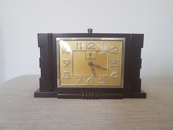 French Japy Bakelite Clock