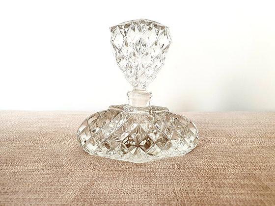 Diamond Shaped Perfume Bottle