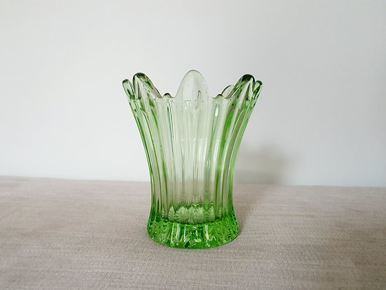 Sowerby Green Celery Vase