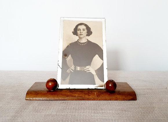 Wooden Sphere Frame