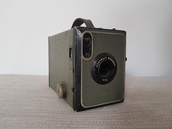 Kodak Portrait Brownie No. 2 Camera