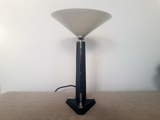 Triangular Based Coolie Shade Lamp