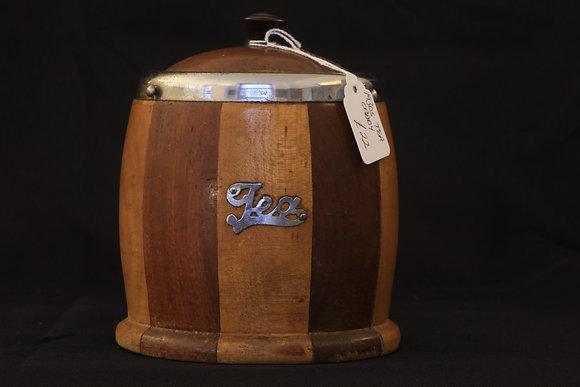 1920s Tea Caddy