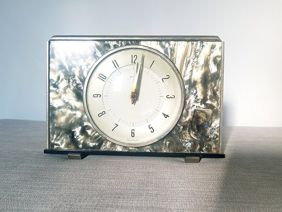 Metamec Mantle Clock