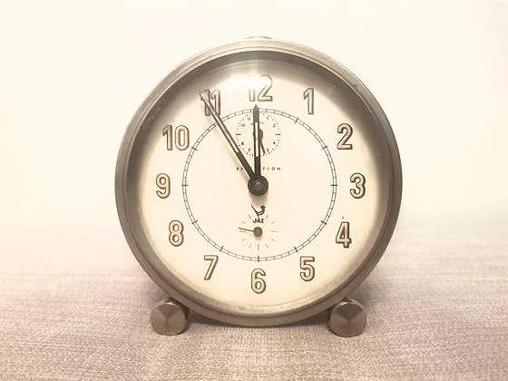 French Jaz Alarm Clock
