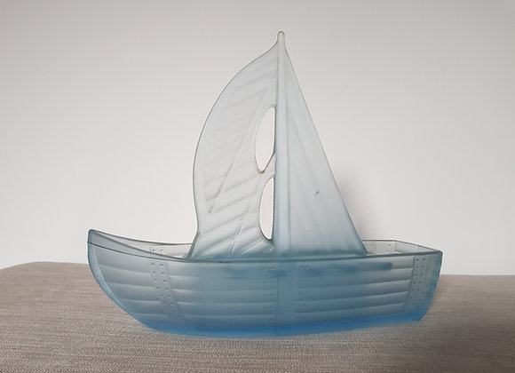 Carlshutte Glass Boat
