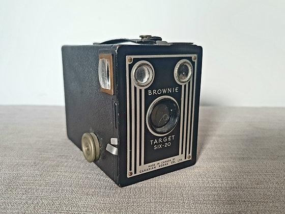 Kodak Box Brownie Target Six-20