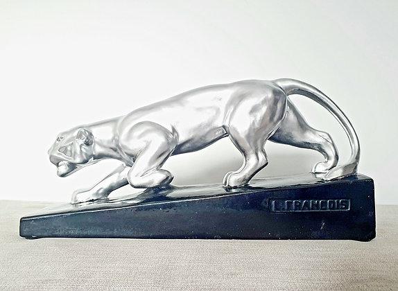 L François Silver Panther