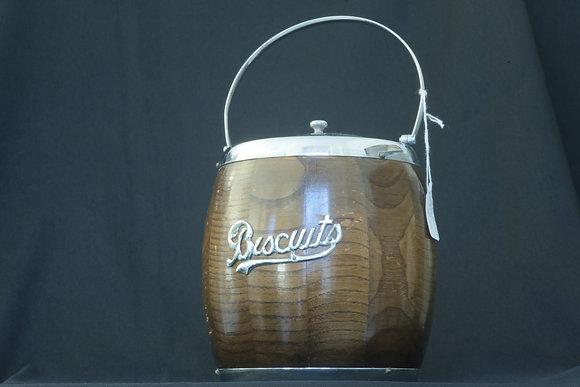 1920s Biscuit Barrel