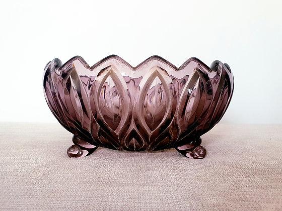 Lausitzer Purple Orion Bowl