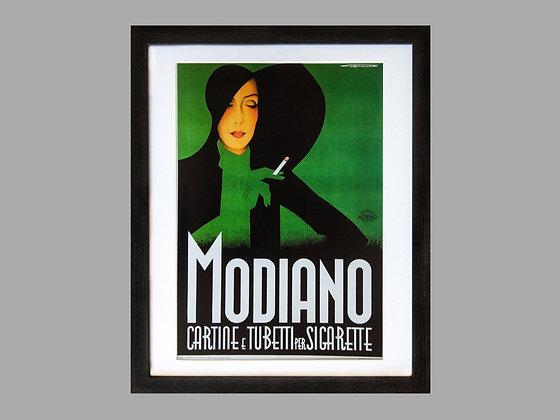 Modiano Franz Lenhart Framed Print