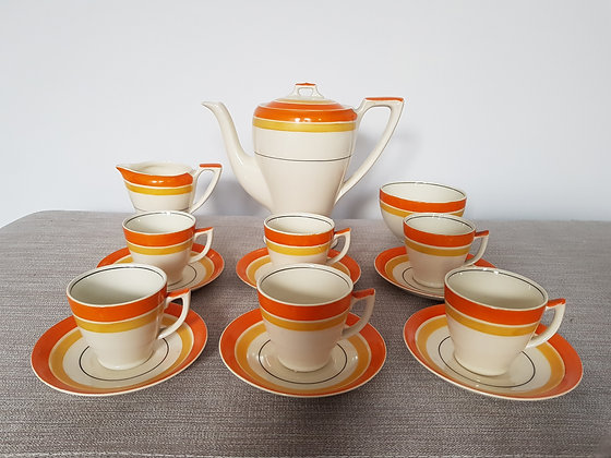 Myott Tea / Coffee Set for 6