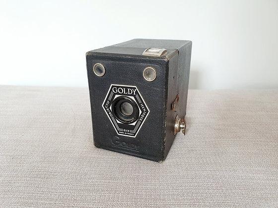 Goldy Box Camera