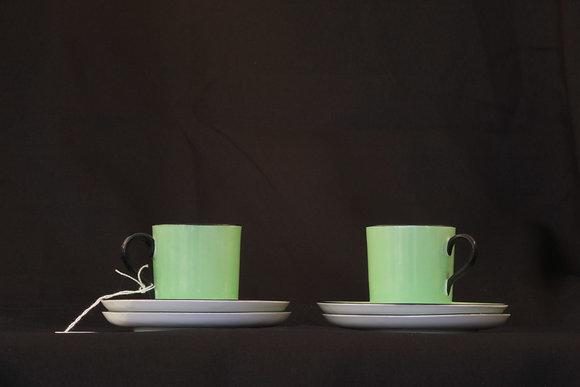 Aynsley Coffee Set