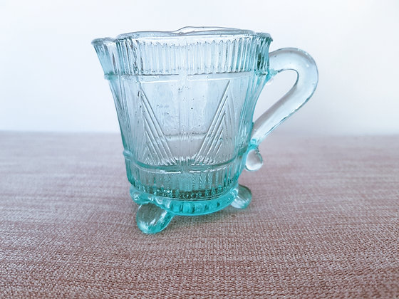 Sowerby Glass Milk Jug