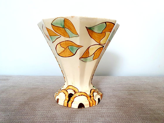 Kensington Ware Octagonal Vase
