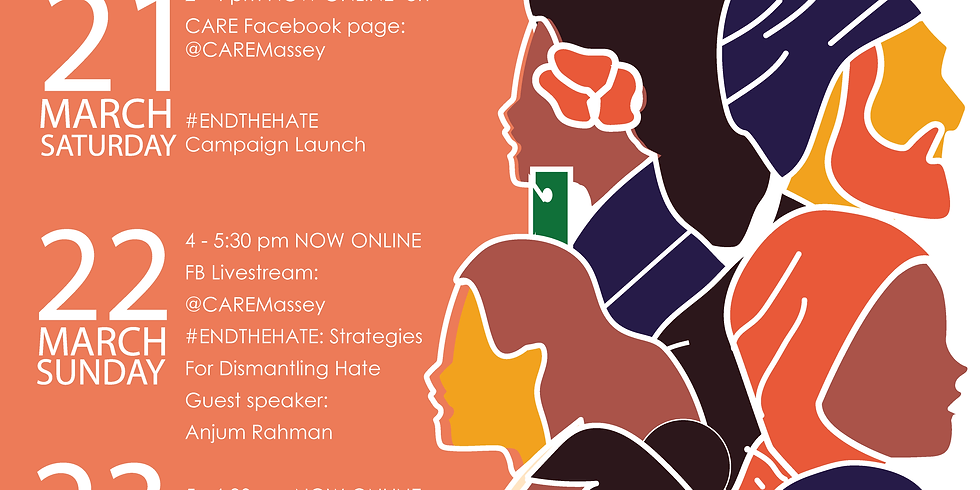 #EndTheHate: Strategies for Dismantling Hate