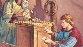 Family Devotion for June - Exodus 31: 1-11