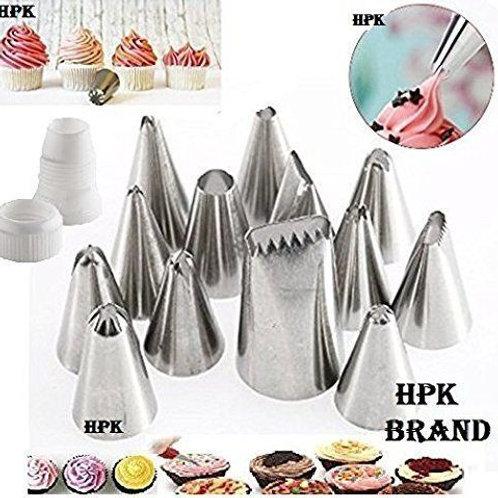 Hpk-13-Pcs-Set-Icing-Piping-Nozzle-Decorating-Sugarcraft-Tips-Tool-Set