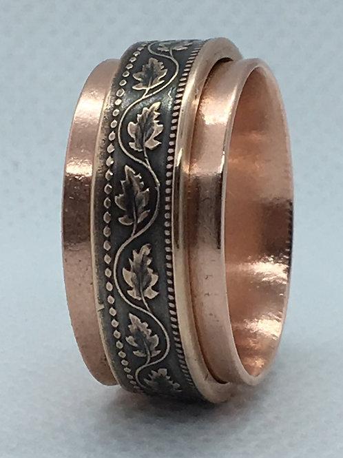 1904-1920 Spinning/Meditation Ring