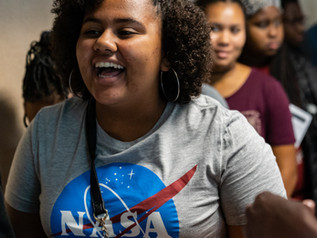 🚀 Girl STEM Stars @ NASA! 2018 🚀
